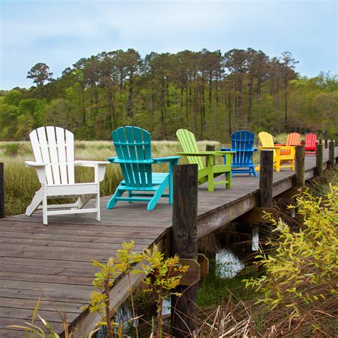 Colored-Adirondack-Chairs-Polywood