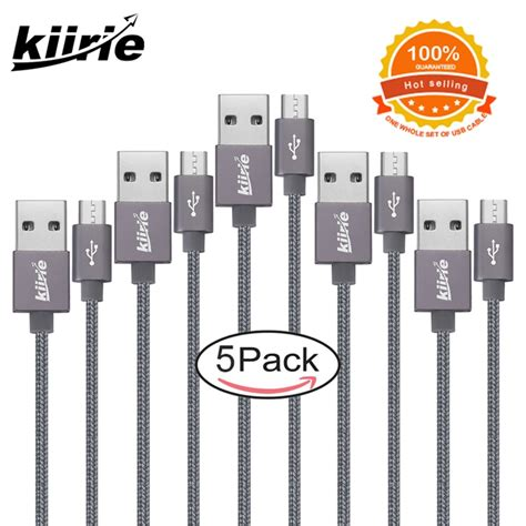Colorful 0.5M Micro Cable Pack