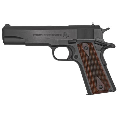Colt 1911 Government Series 70 45acp Semi-Auto Pistol .