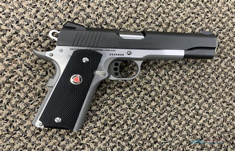 Colt Delta Elite Xe Pistol 10mm 5in 8rd Stainless Black Grips And Shotguns At Ammogear Com