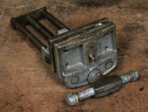 Columbian-Woodworkers-Vise