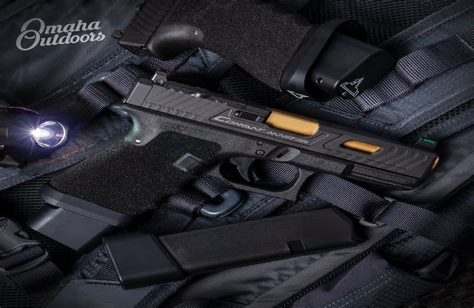Combat Glock 19 And Custom Glock 35