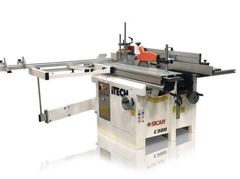 Combination-Multi-Woodworking-Machine