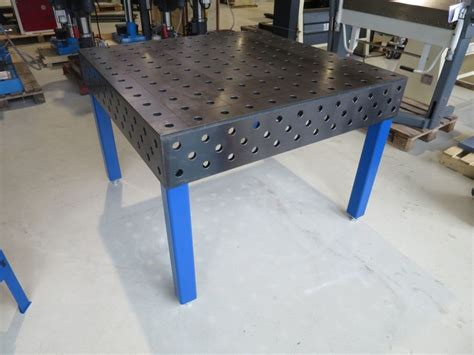 Combined-Welding-And-Woodworking-Table