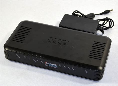 Comcast Router Reserved Ip