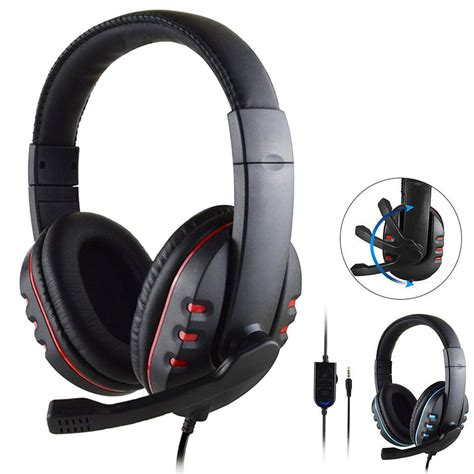 Command Communications Multimedia Computer Headset 3.5MM Plug with Stereo Feature
