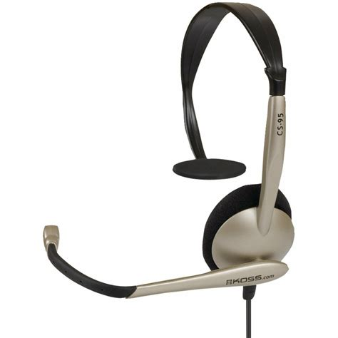 Communication Headset CS95 with Noise Canceling Microphone