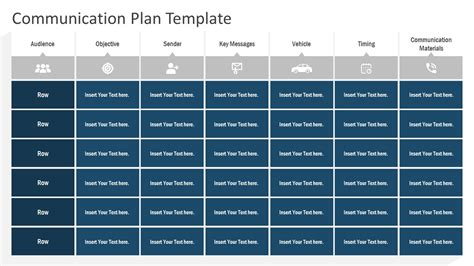Communication-Plan-Table-Template