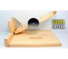 Best Como hacer un banco de madera para sierra circular