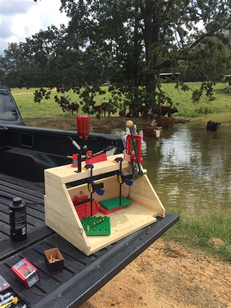 Compact Reloading Bench Plans
