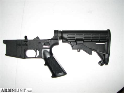Complete Composite Ar 15 Lower And Does Wyoming Allow You To Build A 80 Ar Lower