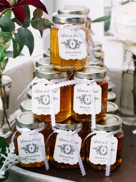 Complete Your Wedding Favors with Wedding Favor Gift Tags