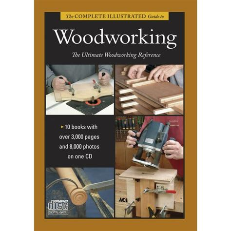 Complete-Illustrated-Guide-To-Woodworking-Collection