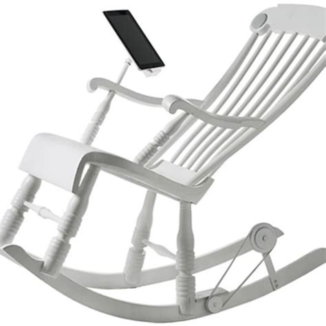 Complex Rocking Chair