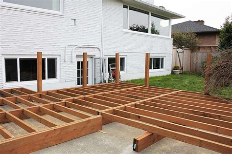Composite Decking Build