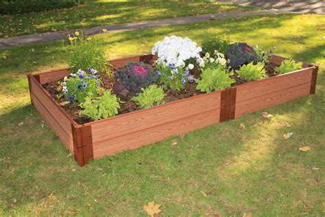 Composite Material For Raised Garden Beds
