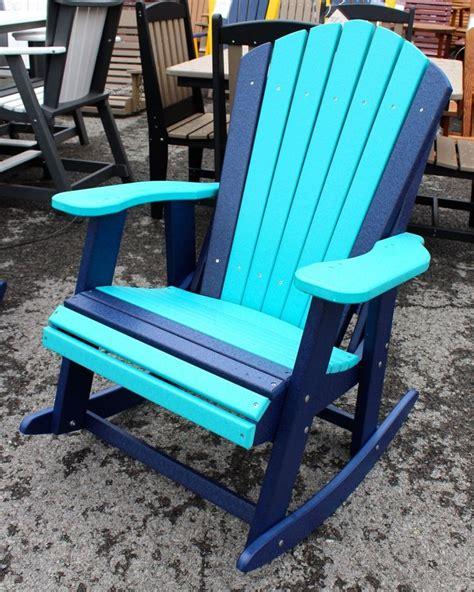 Composite-Rocking-Adirondack-Chairs