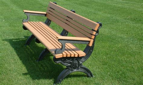 Composite-Wood-Bench-Plans