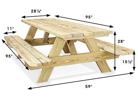 Composite-Wood-Picnic-Table-Plans
