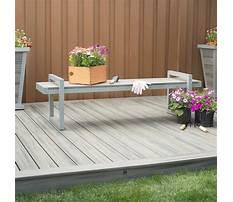 Best Composite outdoor furniture plans.aspx