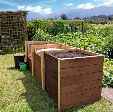 Compost Box Diy Workout