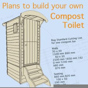 Composting Outhouse Plans