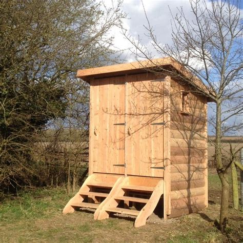 Composting Toilet Outhouse Plans