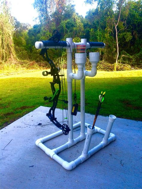 Compound Bow Stand Diy Slime