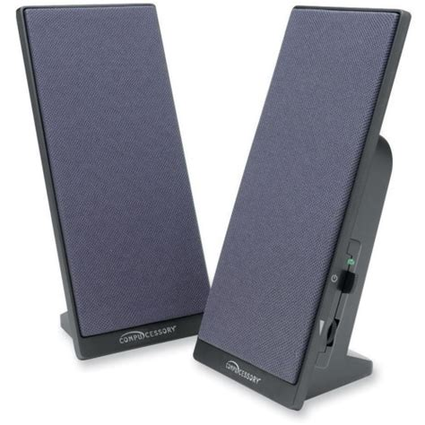 Compucessory 2.0 Speaker System - 3 W RMS(CCS30251)