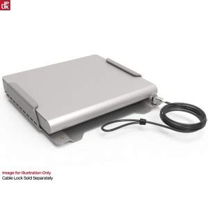 Compulocks SSTEN28-S SURFACE STUDIO SECURITY MOUNT SILVER
