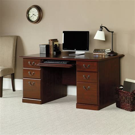 Computer-Desk-Cherry-Plans