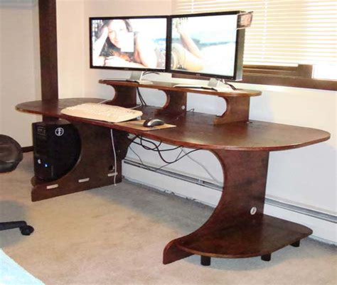 Computer-Workbench-Plans