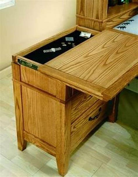 Concealed Compartment Furniture Plans