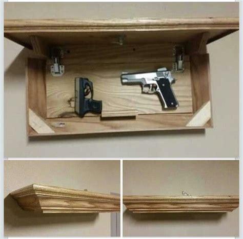 Concealed-Gun-Shelf-Diy
