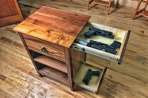 Concealment Furniture Plans Table
