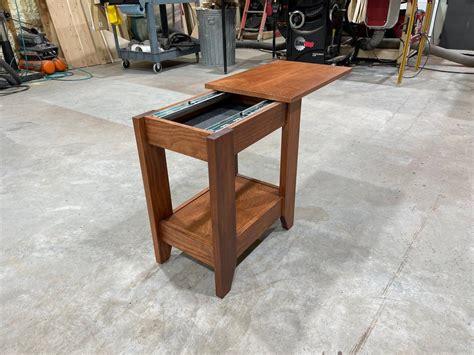 Concealment-End-Table-Plans