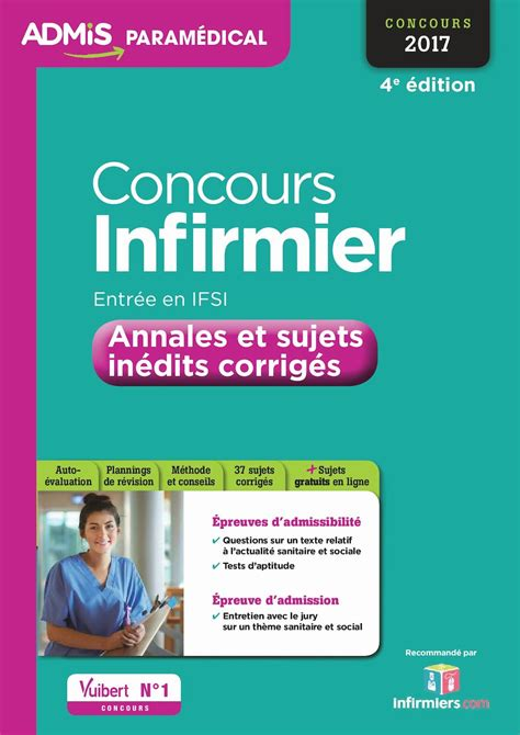 [pdf] Concours Infirmier - Ifsi - Annales Et Sujets In Dits .