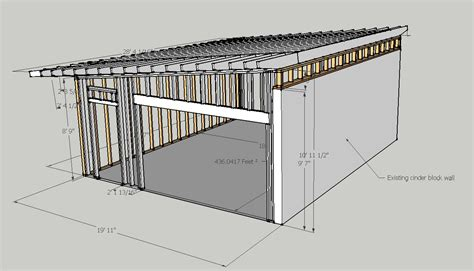 Concrete Garage Plans