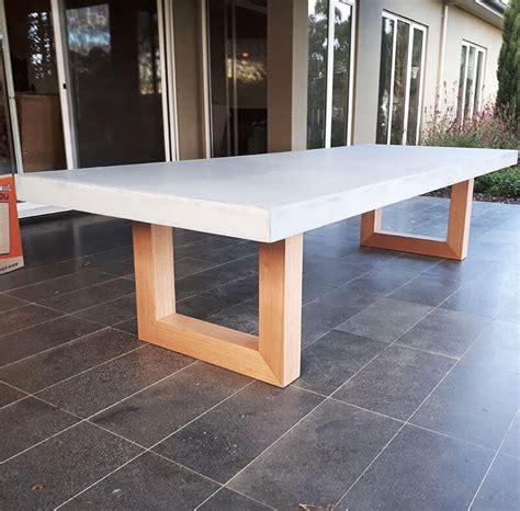 Concrete-Look-Dining-Table-Diy