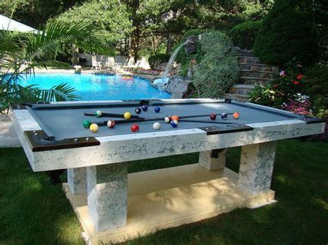 Concrete-Pool-Table-Diy