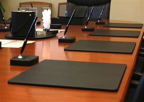 Conference Table Desk Pads
