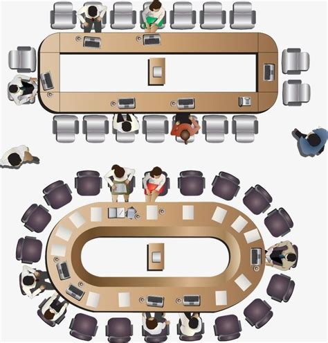 Conference-Table-Plans