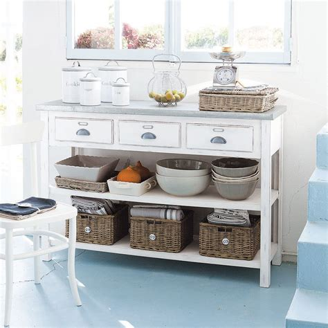 Console Table With Storage Diy Kitchen