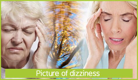 Constant Dizziness Lightheadedness