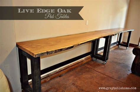Construction Plans For Sofa Table Bar Table Saw
