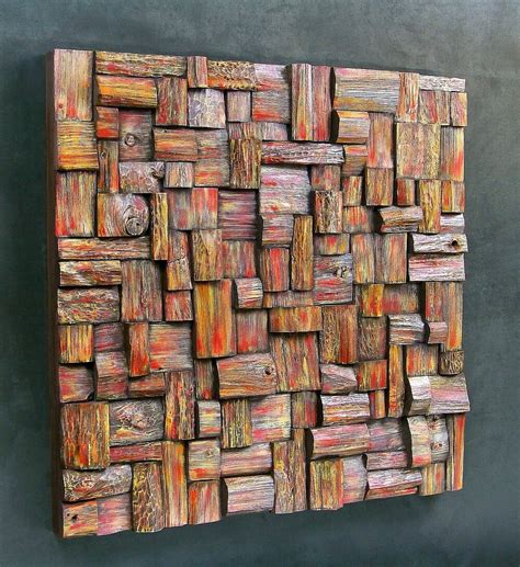 Contemporary Art Woodworking
