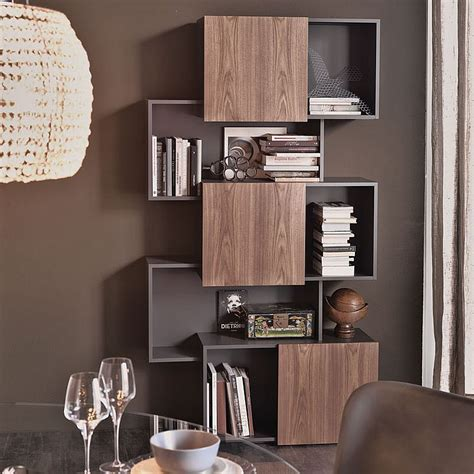 Contemporary Bookshelf Design Ideas