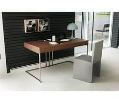 Best Contemporary home office furniture desks