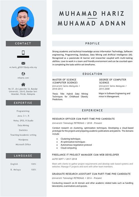 Resume Terbaik 2017