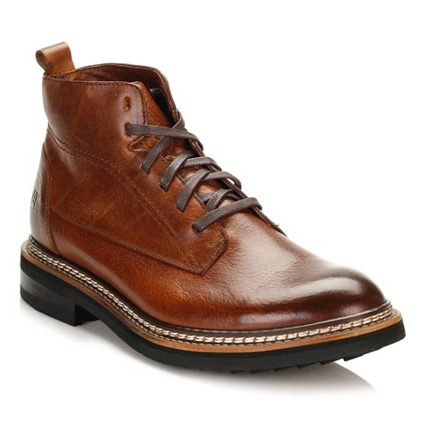 Control Mid Men's Chukka Leather Sneaker